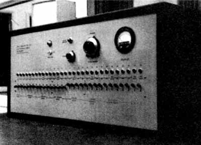 Stanley Milgram's Shock Machine